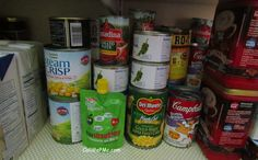 Pantry Essentials- what you need to put dinner on the table! #callmepmc