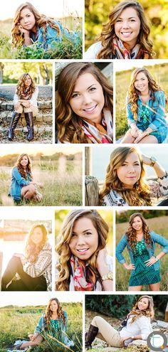 Senior portraits - Class of 2013 girl {Dallas Senior Portrait Photographer} - ©Tracy Allyn Photography