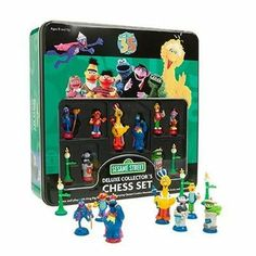 Chess sets on pinterest chess sets space invaders and chess - Hello kitty chess set ...