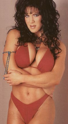 Chyna... The 9th Wonder of the World. Ironman Magazine