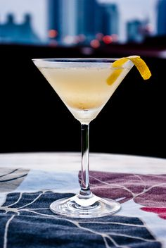 Breakfast Martini (recipe)