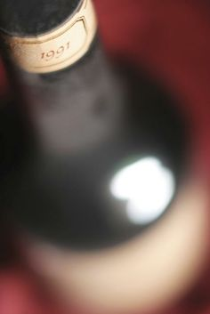 Buy a bottle of wine from your baby's birth year to open on their 21st birthday :)