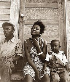 African American Family #black_history #african_american