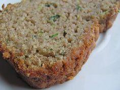 zucchini bread from America's Test Kitchen