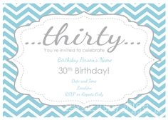 seven thirty three - - - a creative blog: The year of 30!