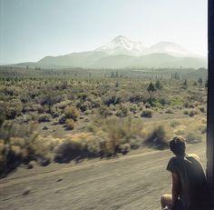 #train #travel #mountains