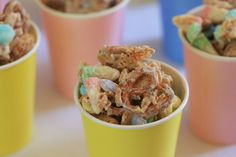Bunny Trail Mix - White Trash Recipe for Easter