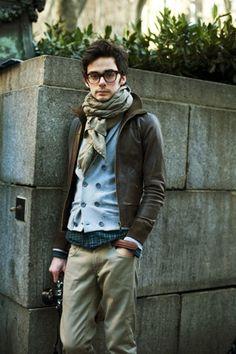 hipster / glasses / ♥