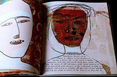 art journal, journal book, teesha circus