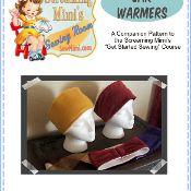 fleec ear, craftsi pattern, ear warmers