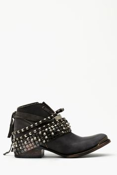 Mezcal Studded Boot