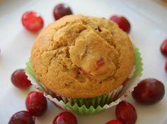 Cranberry Pumpkin Muffins | Tasty Kitchen: A Happy Recipe Community!