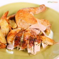 Sunday Roast #Chicken! #TheChew
