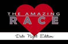 guest blogger, idea, dates, money cards, amaz race, date nights, hubbi, fun, dating divas