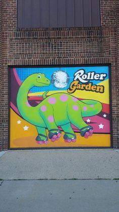 Roller Garden, St. Louis Park
