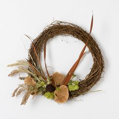 Foraged Grapevine Wreath in Sale SHOP House+Home at Terrain