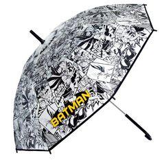 Rakuten: Battement /BATMAN 《 comics 》 love leap lint vinyl umbrella (clear type )☆ character umbrella mail order ☆ / cinema collection ◆ [fs01gm])- Shopping Japanese products from Japan