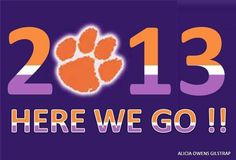 2013 Here we go!