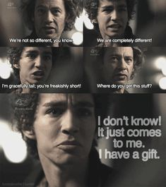 Scene from Misfits.  Nathan Young and his dad.