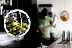 Pick Hanging Fruit Basket