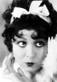 That photo is not of baby esther that photo is of helen kane who