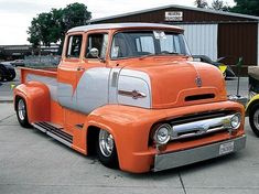 Ford COE..