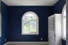 Loyal Blue by Sherwin Williams. Option for boys room.