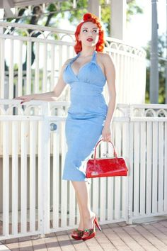 Pinup Doll Ashley Marie