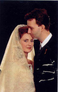 Archduke Karl of Austria & Baroness Francesca Thyssen-Bornemisza