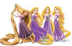 Evolution of Rapunzel