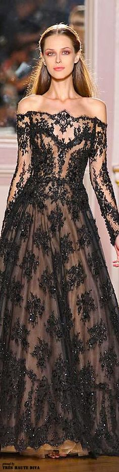 Zuhair Murad F/W 2012-13 Couture