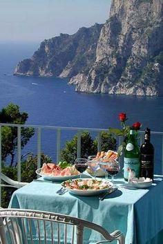 Capri, Italy   PicsVisit