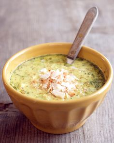 Coconut and Chicken Curry Soup