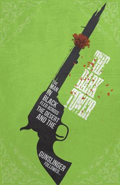 The Dark Tower Series: The Gunslinger.