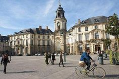 Rennes, Bretagne, France... my second home :)