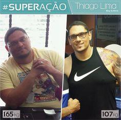 Superação Thiago Lim