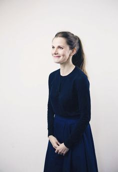 Louise Brealey.  She's so dang cute