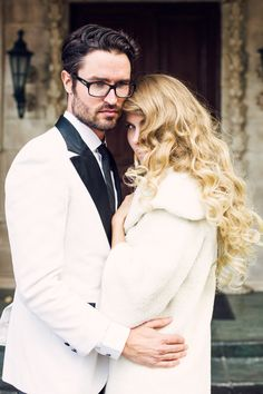 Classic men's wedding fashion inspiration | photo by D'Arcy Benincosa Photography | Read more - http://www.100layercake.com/blog/?p=66370