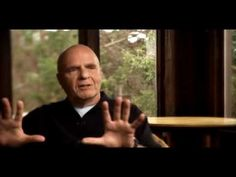 Wayne Dyer talking about the Shift, part #1