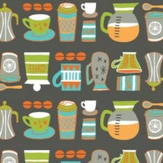 Allison Cole - Portland - Coffee in Dark Grey