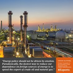 American energy exports offer a wealth of opportunity.