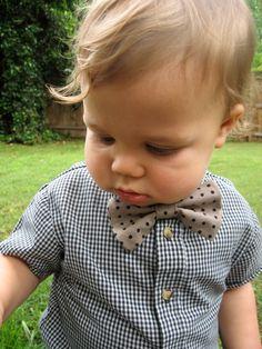 Babies in Bow Ties
