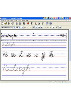 Handwriting Software