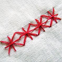 Double Cross Stitch Tutorial