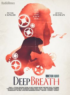 Exclusive Doctor Who Deep Breath poster revealed