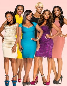 The Real Housewives of Atlanta.