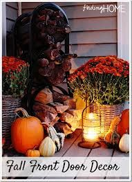 outdoor fall decorating ideas - Google Search