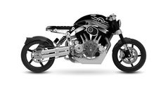 Confederate Motorcycles - C3 X132 HELLCAT - NIce