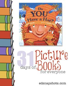 Kids Books 31 Days of Picture Books Do You Have a Hat?