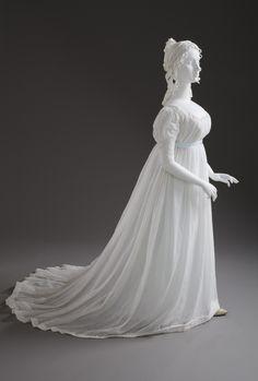 Dress ca. 1800